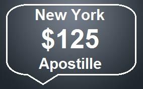 New York Apostille For Short Form Birth Certificate