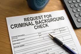 NYS criminal record