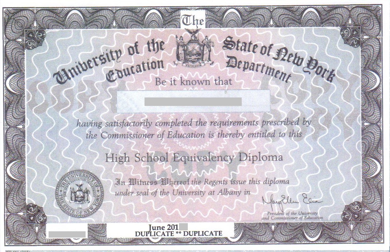 How To Get An Apostille For A High School Equivalency Diploma