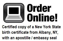 order online new york state birth certificate